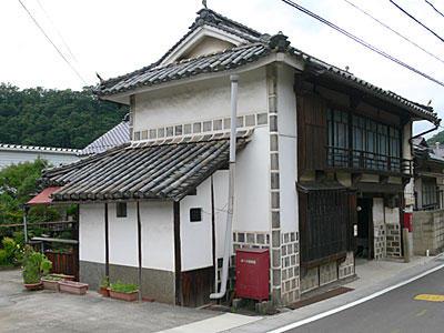 緒方研堂旧宅